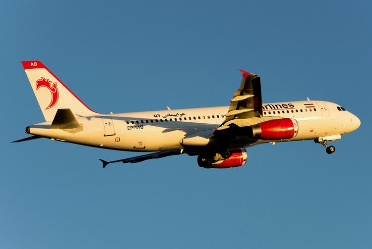 самолет ATA Airlines